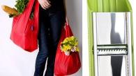 Veckans varor. Baggu smarta shopping påsen som du kan använda till mycket. Diva multirivjärn som ger och gör det där lilla extra.