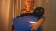 Vi har pratat om att ta in denna väskan i vårat sortiment i butiken! Vad tycker ni??