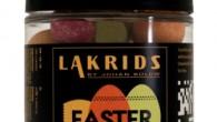 Snart är påsken här och Danska Lakrids by Johan Bülow har gjort en påskspecial lakrits easter med färgglada påskägg. En mjuk gourmet sötlakrits överdragen med vit belgisk lyxchoklad med tre […]