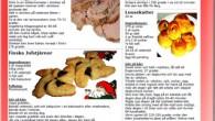 Årets julhäfte Vi presenterar nu julhäftet för i år. I år har vi recept på: Finska Julstjärnor, massa julgott, grilade revben, köttbullar, Ris á la Malta och mycket smarrigt till. […]