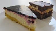 Vi har testat final bidragen i tävlingen Cake of sweden