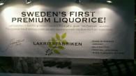 Idag två nyheter från lakritsfabriken i Ramlösa. Dessa kommer upp i butiken nästa vecka .