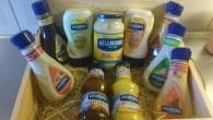 Har fått nöjet att prova Hellmann's nya produkter. Lagom till sommarens grillfester o kräftskivan i augusti, lanserar Hellmann's sju nya produkter i Sverige. Får bli en dressing till kvällens kycklingsallad.